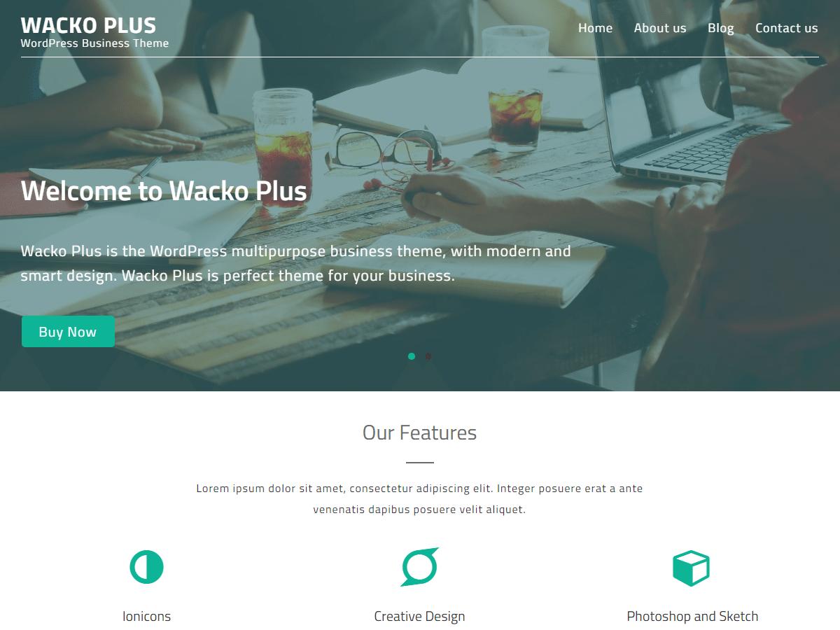 Wacko Plus